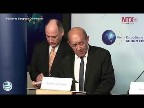 UE urge a Estados Unidos a preservar el pacto nuclear con Irán