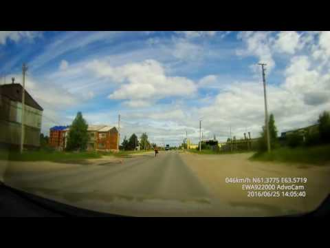 Яма на яме. Ремонт дорог в Советском, ХМАО