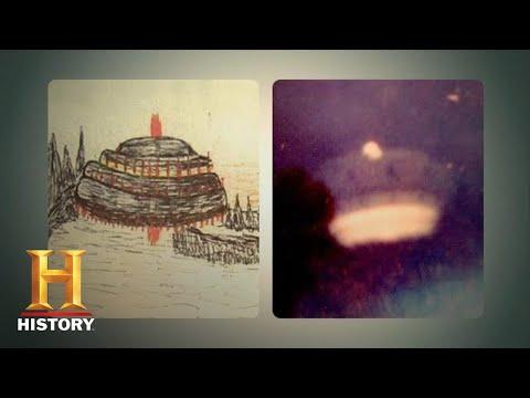 UFO Hunters ALIEN SPACECRAFT SIGHTED IN FLORIDA Season 2  History