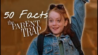 Today we list off 50 things you didn't know about the Parent TrapCheck out our site at: http://thewebnet.wixsite.com/everyshow/es-review