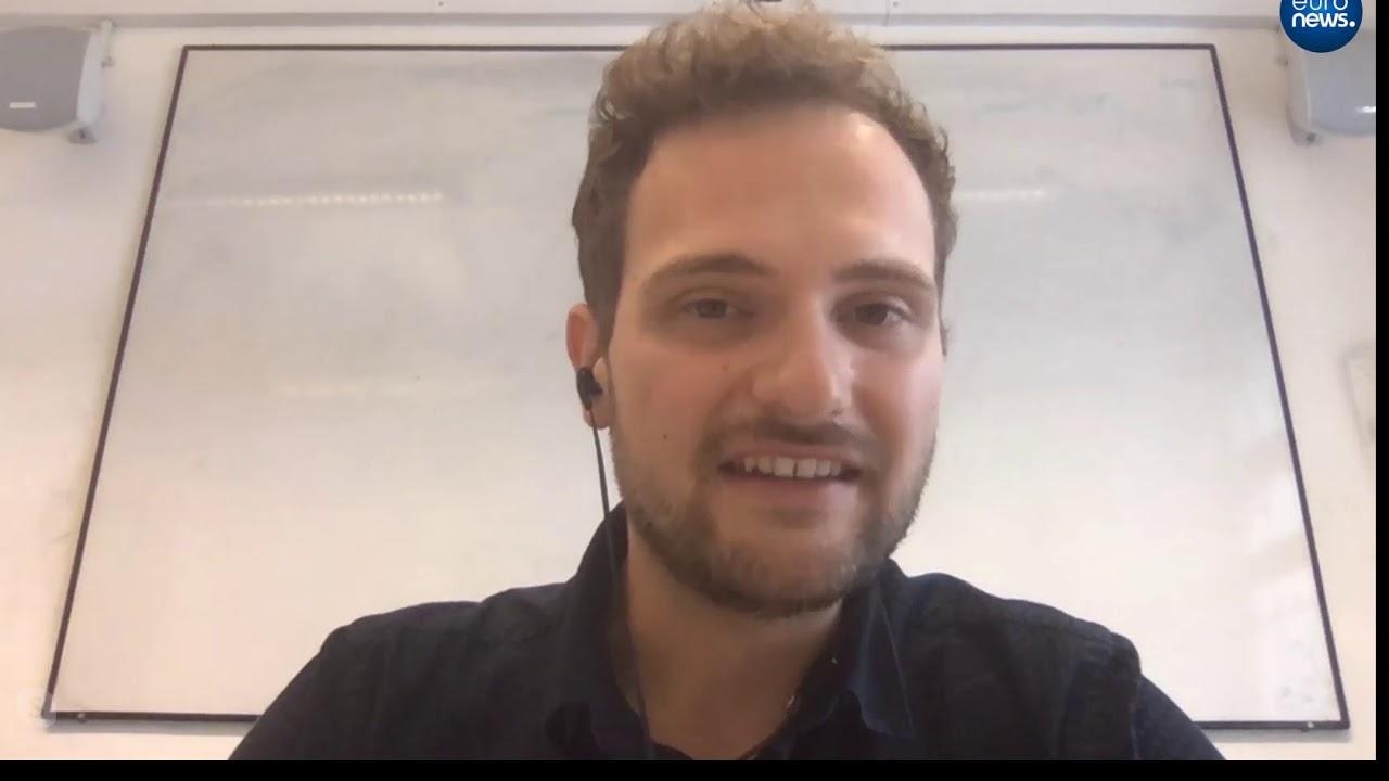 O ερευνητής Άγγελος Τσιάρας στο euronews για την ανακάλυψη νερού σε εξωπλανήτη part 4