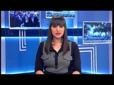 Централна обедна емисия новини - 13.00ч. 16.01.2018