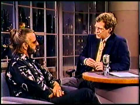 Video Ringo Starr on Late Night with David Letterman (1989) download in MP3, 3GP, MP4, WEBM, AVI, FLV January 2017