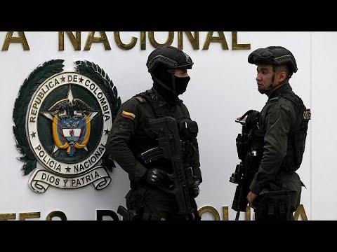 Κολομβία: 21 νεκροί στη βομβιστική επίθεση στην Μπογοτά