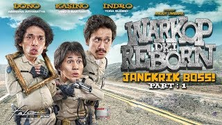 Video Warkop DKI Reborn : Jangkrik Boss Part 1 | Official Teaser | 8 September on Cinemas MP3, 3GP, MP4, WEBM, AVI, FLV Oktober 2018