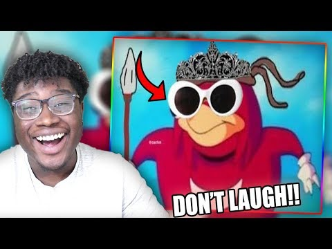 DO YOU KNOW DA WAE?   Try Not To Laugh Or Grin Challenge DANK MEME EDITION!
