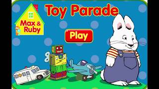 """Max & Ruby Toy Parade Nick Jr Kids Game Max needs help putting his toys away before his grandma arrives! Click on the toys ringed in red and help Max avoid any furniture during the parade!Play this game: www.nickjr.com/max-and-ruby/games/max-rubys-toy-parade/~~ Please support our channel!  Thanks!~~1. Subscribe to my channel - https://www.youtube.com/subscription_center?add_user=MaxpowerKj2. Hit that thumbs up on the video.3. Leave a nice comment below.~~Welcome to my channel """"Super Fun Kids Games""""!~~What can you expect on this channel? My channel will provide you with a variety of educational content for kids of all ages..I upload funniest gameplay from the most popular learning games and apps.  These videos can help your kids learn their colors, numbers, alphabet, potty training and much much more!I will also be uploading just interesting fun video games for kids and family.Be sure to subscribe to my channel for daily videos on educational apps and games for kids of every age.Watch these playlists - Blaze and the Monster Machines Games Playlist -https://www.youtube.com/playlist?list=PLeUuQ_eQ5_qxVsbMafrRfVW31k5Kt0YMFMickey Mouse Games Playlist - https://www.youtube.com/playlist?list=PLeUuQ_eQ5_qy6Ty8GZTPWFAcwgFUjFsnqPAW Patrol Games Playlist - https://www.youtube.com/playlist?list=PLeUuQ_eQ5_qz_iSZZnrWFVWqv85pvVlgjWatch more videos from our channel -Blaze and the Monster Machines & Paw Patrol & Shimmer and Shine Nick Jr Sticker Pictures Kids Game https://www.youtube.com/watch?v=fCfdsqI26ucNick Jr. Food Truck Festival Cooking  Paw Patrol, Shimmer and Shine, Team Umizoomi & Bubble Guppies https://www.youtube.com/watch?v=VI2guCrV0CI&t=52sMarcoPolo Weather Kids app - Learn about the Weather https://www.youtube.com/watch?v=RMgcLcrAzYERusty Rivets: Bits on the Fritz! - Nick Jr Kids Game https://www.youtube.com/watch?v=GON5Pvt9GcIUmi Ready Set Solve It  Team Umizoom Nick Jr Kids Game https://www.youtube.com/watch?v=ZeB6eaIaqBUBlaze and the Monster Machines - Speed Into D"""