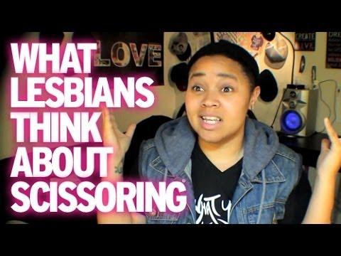 Lesbians Explain : Scissoring