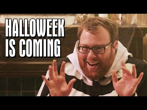 cox - Happy Halloweek! Jesse Cox is here to tell you what the heck Halloweek is. Tune in to see the spookiest videos from Geek & Sundry and our friends all over YouTube from October 27-31! Full...