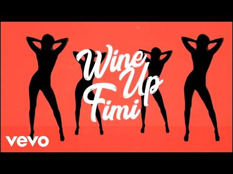 Charly Black, Chris Martin - Whine Up Fimi (Lyric Video)