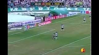 Coritiba X Fluminense em 2009 (minutos finais)