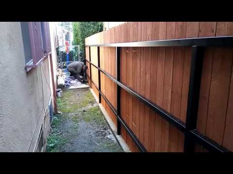 Fence Extension Done The Right Way | Mulholland Security Los Angeles 1.800.562.5770