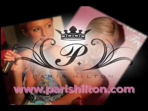 """Paris Hilton Website Launch """"www.ParisHilton.com"""""""