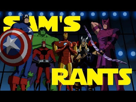 Sam's Rants: MARVEL's Best Shows Cancelled?!
