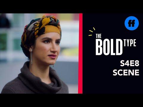 The Bold Type Season 4, Episode 8 | Adena Apologizes To Kat | Freeform