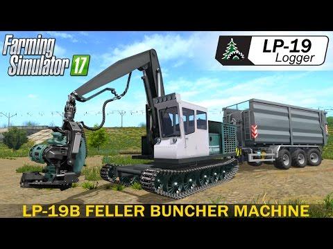 LP19 3B Harvester v1.0