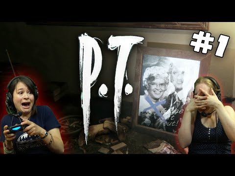 Fright - Kim and Hannah play P.T. - the playable teaser for upcoming horror game Silent Hills, developed by Hideo Kojima and Guillermo Del Toro. In today's episode, w...