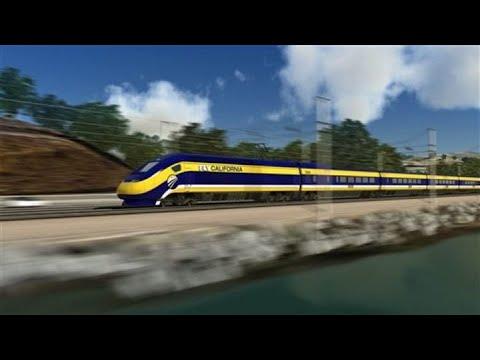 President Trump demands California return high-speed rail funds