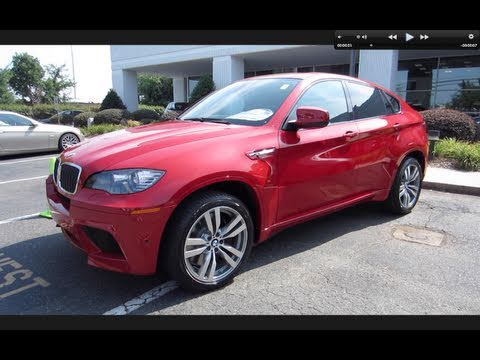 2012 BMW X6 M Start Up, Exhaust, and In Depth Tour