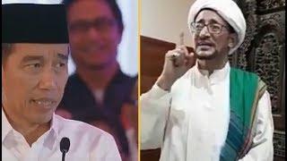 Video Habib lulusan Madinah yang anti khilafah ini berapi2 jelaskan kenapa dirinya pilih Jokowi - Maruf MP3, 3GP, MP4, WEBM, AVI, FLV Juni 2019