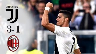 Video Juventus vs AC Milan 3-1 - All Goals & Extended Highlights RÉSUMÉ & GOLES HD MP3, 3GP, MP4, WEBM, AVI, FLV November 2018