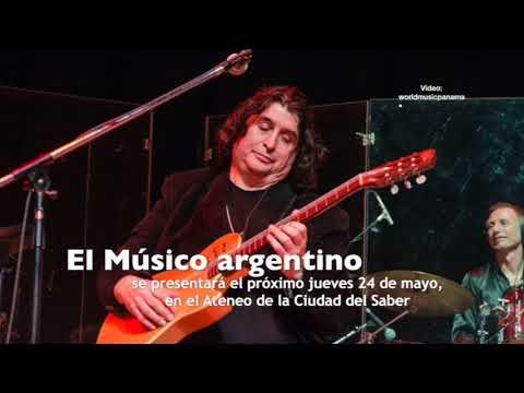 Maestro de la guitarra visitará Panamá