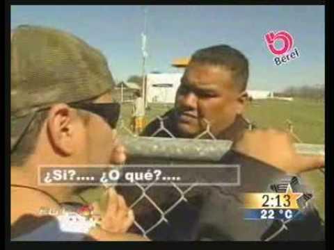 Reacciones del Gringo Castro
