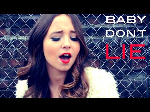 Baby Don't Lie – Gwen Stefani – Official Music Video Cover by Ali Brustofski