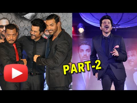 Welcome Back Trailer Launch UNCUT | Anil Kapoor, N