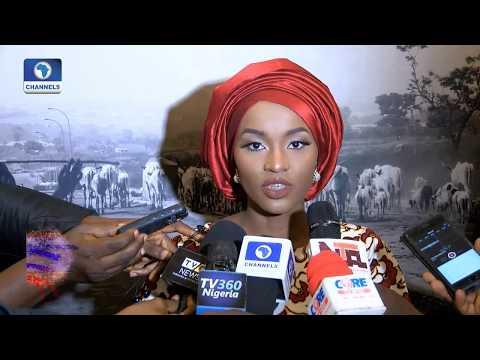 Buhari's Youngest Daughter,Hanan Hosts Photo Exhibition 'Vangi' Pt.1 |Art House|