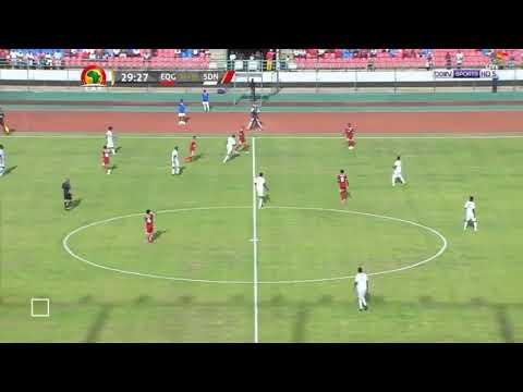 Equatorial Guinea vs Sudan - Group A Round 2