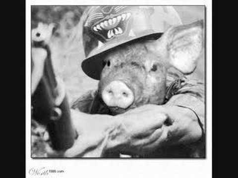 War Pigs by Black Sabbath (lyrics) (видео)