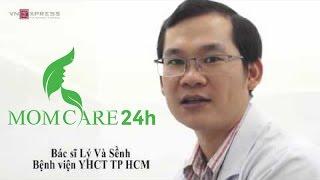 Momcare24h - Giảm cân bằng túi muối thảo dược