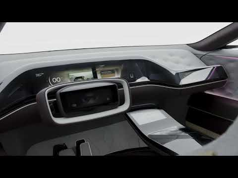 Video - Έτσι θα είναι το εσωτερικό των μελλοντικών αυτοκινήτων...
