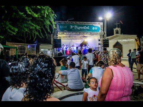 Flipontal: literatura e cultura no Pontal da Barra