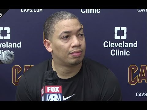 Tyronn Lue On Game 2 Adjustments | Pacers vs Cavaliers | April 16, 2018