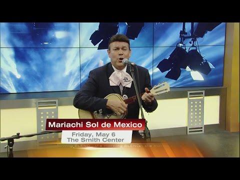 Mariachi Sol de Mexico 4/25/16