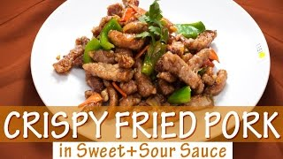 Northeastern Cuisine: Crispy Fried Pork