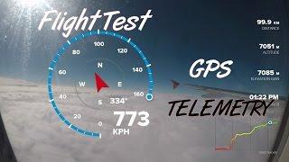 Video GoPro Hero 5 Black - GPS Telemetry High Speed Test (Airbus A320 Take off) MP3, 3GP, MP4, WEBM, AVI, FLV September 2018
