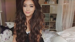 Get Ready With me: Homecoming Makeup and Hair - YouTube