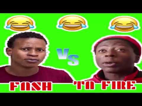 FASH NGOBESE VS TA FIRE - NEM VIDEOS COMPLICATION