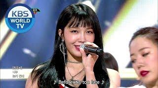 Apink - I'm so sick   에이핑크 - 1도 없어 [Music Bank Hot Stage / 2018.07.20]