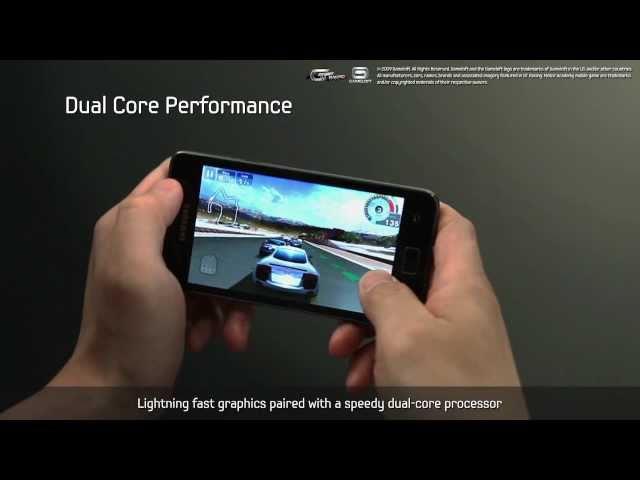 Samsung GALAXY S II Official Demo in HD
