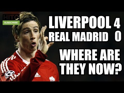Liverpool 4-0 Real Madrid: Where Are They Now?