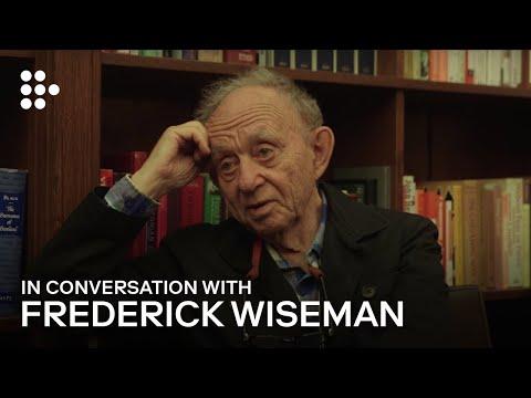 Directors in New York | In Conversation with Frederick Wiseman | MUBI