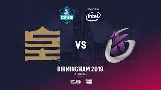 Royal vs IG, ESL Birmingam CN Quals, bo3, game 1 [Adekvat & Lost]