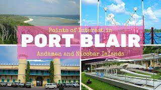 List of Places to Visit in Port Blair  Port Blair India Points of Interest  Port Blair Tourism 1.Cellular Jail The Cellular Jail, also known ...