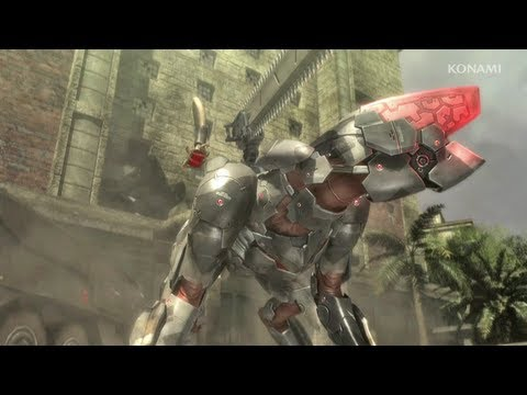 Metal Gear Rising Revengeance Blade Wolf DLC - Metal Gear Rising: Revengeance