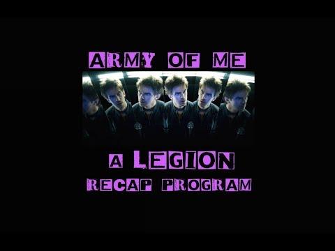Army Of Me: A Legion FX Recap! Season 2, Episode 02!