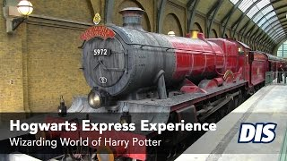 Hogwarts Express Complete Experience including Platform 9 ¾ and more!